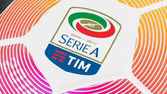 Hasil pertandingan Liga Italia tadi malam musim 2018-2019