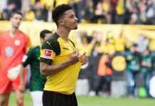 Jadon Sancho, Borussia Dortmund vs Mainz