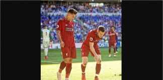 Saking Jengkelnya, Gelandang Liverpool Bikin Perayaan Gol Aneh Ini