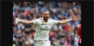 Benzema Tertawa Cetak Rekor Real Madrid, Tak Mungkin Dikejar Ronaldo
