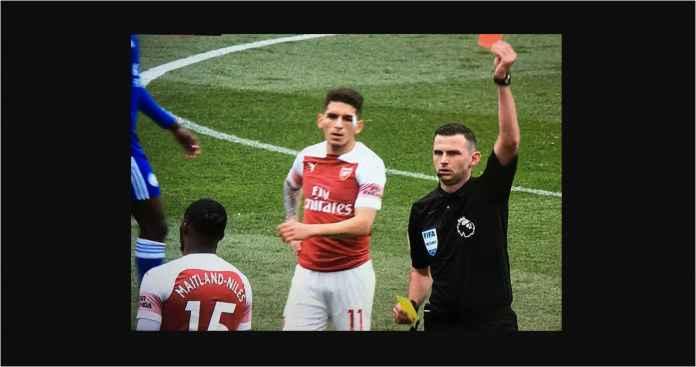 Arsenal Kartu Merah! Chelsea dan Manchester United Bersorak Gembira