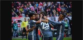 Kemarin Berkelahi, Hari Ini Kingsley Coman Brace Untuk Bayern Munchen