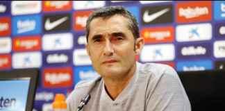 Ernesto Valverde: Barcelona Tak Takut Lawan Manchester United