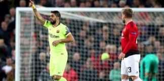 Luis Suarez Dikritik Kegendutan Usai Barcelona Kalahkan Manchester United