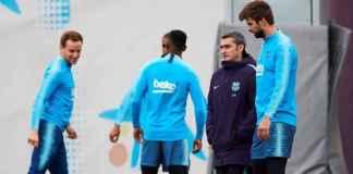 Ivan Rakitic dan Sergi Roberto Kembali ke Skuad Barcelona Jelang Hadapi Manchester United