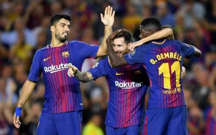 Barcelona Siapkan Rencana Penyambutan Manchester United