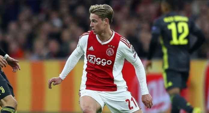 Ajax Amsterdam Tanpa Frenkie de Jong di Kandang Juventus