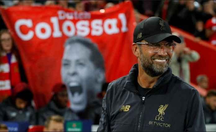 Jurgen Klopp: Masa Depan Bisa Jadi Milik Liverpool