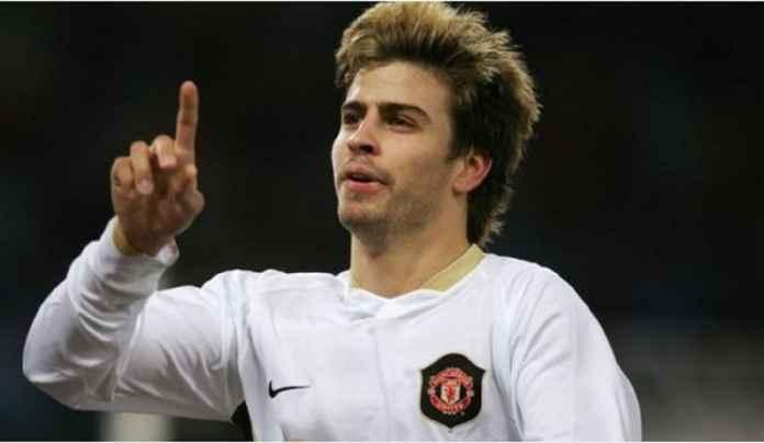 Bek Barcelona Gerard Pique Akui Manchester United Tim Terbesar di Inggris