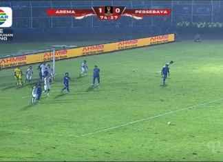 Hasil Arema FC vs Persebaya Surabaya Skor 2-0, Singo Edan Juara Piala Presiden 2019!