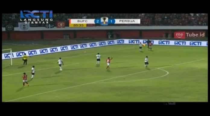 Hasil Bali United vs Persija Jakarta Skor 2-1, Macan Kemayoran Kantongi Gol Tandang