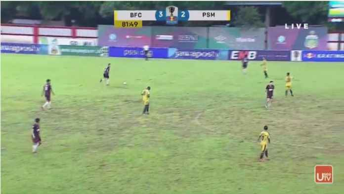 Hasil Bhayangkara FC vs PSM Makassar Skor 4-2, The Guardian Wajib Waspada di Leg Kedua