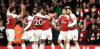Arsenal Jadi yang Terdepan Finish di Empat Besar Musim Ini