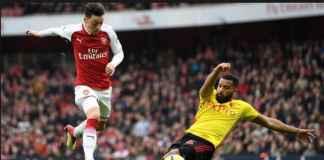 Arsenal Berusaha Bangkit di Kandang Watford
