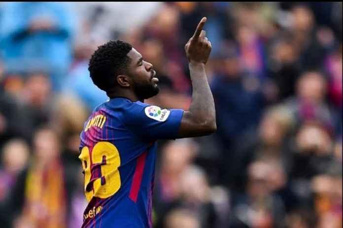 Arsenal Ngotot Datangkan Samuel Umtiti Gantikan Shkodran Mustafi