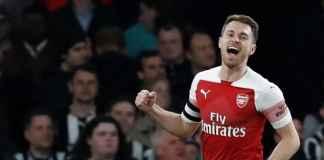 Arsenal Cadangkan Aaron Ramsey di Kandang Everton