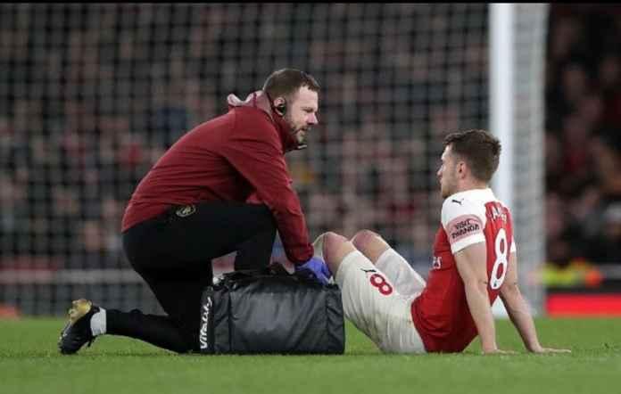 Arsenal Kembali Kehilangan Aaron Ramsey