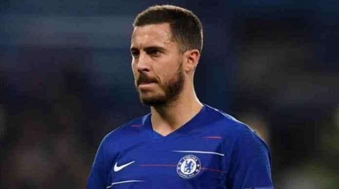 Eden Hazard Tak Ragu Tinggalkan Chelsea