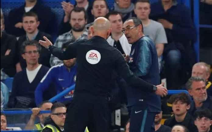 Maurizio Sarri Bisa Absen Dampingi Chelsea di Sisa Musim Ini