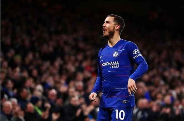 Eden Hazard Lampaui Rekor Cristiano Ronaldo Saat Chelsea Kalahkan West Ham