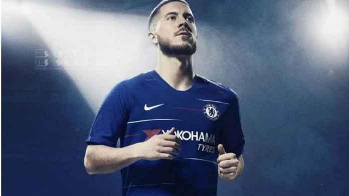 Eden Hazard Tetapkan Hati Tinggalkan Chelsea
