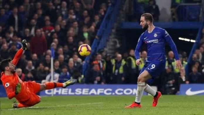Gonzalo Higuain Ingin Bertahan di Chelsea Setelah Musim Ini