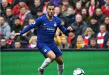 Eden Hazard Amankan Transfernya ke Real Madrid dalam Hitungan Hari