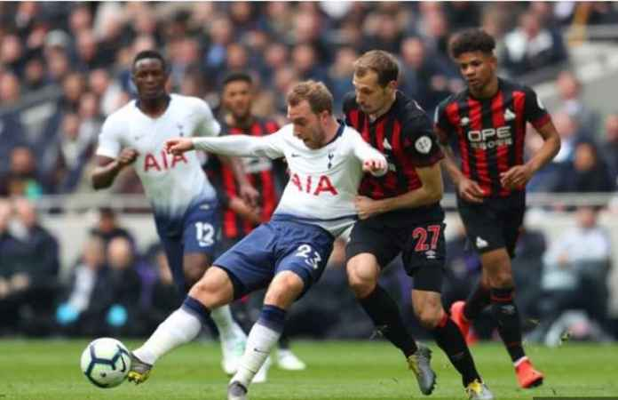 Hasil Tottenham vs Huddersfield Skor 4-0, Menang Mudah Atas Tim Juru Kunci