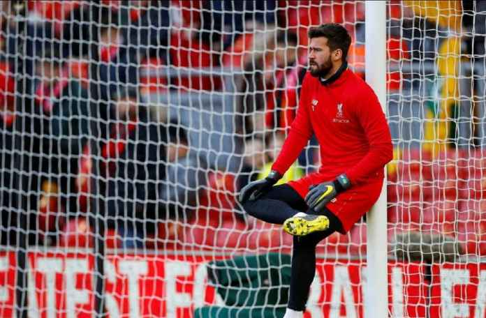 Kiper Liverpool Alisson Becker Lampaui Koleksi Clean Sheet David de Gea