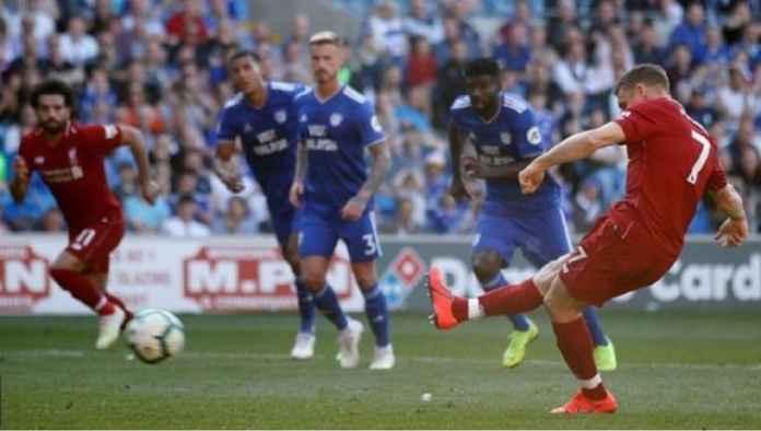 James Milner untuk Pertama Kalinya Dukung Manchester United
