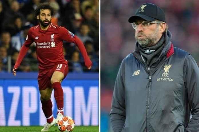 Mohamed Salah dan Pelatih Liverpool Kembali Tak Akur