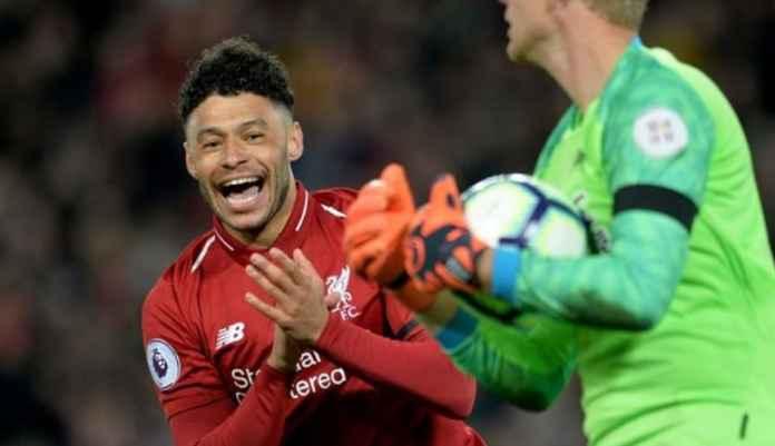 Liverpool Perpanjang Kontrak Alex Oxlade-Chamberlain Usai Cedera Panjang Musim Ini