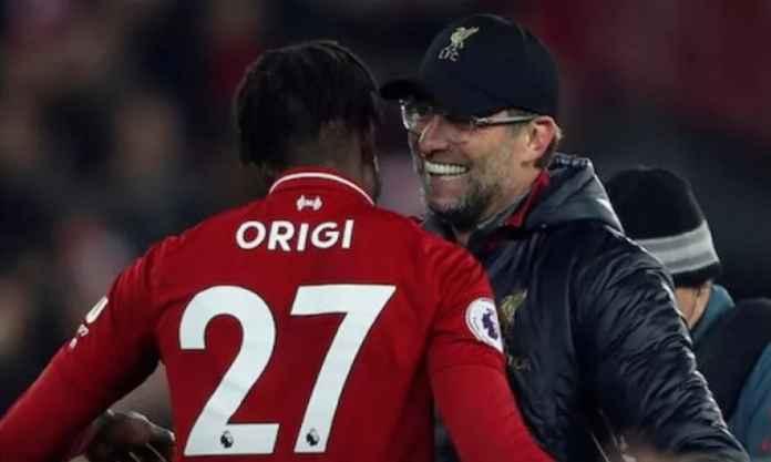 Divock Origi Berpeluang Perpanjang Kontrak di Liverpool