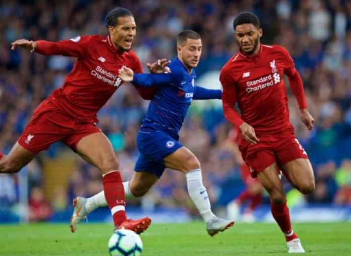 Liverpool Pasang Ancang-ancang Hentikan Eden Hazard