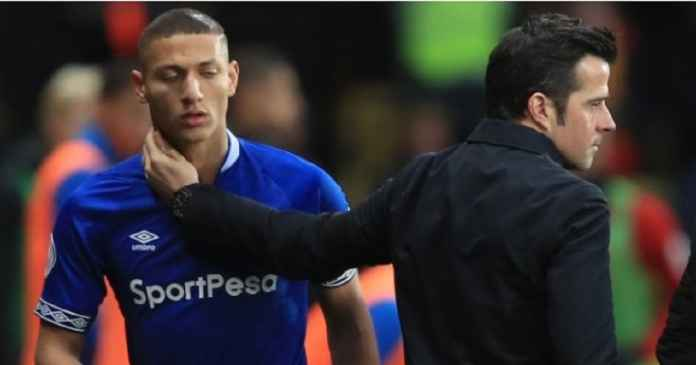 Pelatih Liverpool Bertemu Agen Bintang Everton, Richardlison