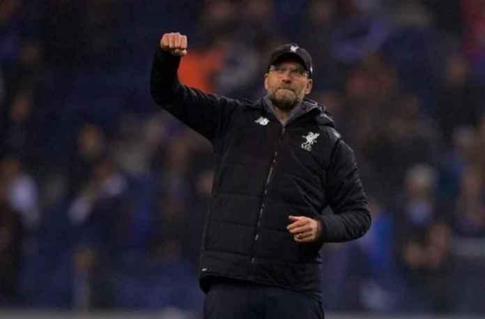 Liverpool Tekad Menang di Kedua Leg Kontra Porto