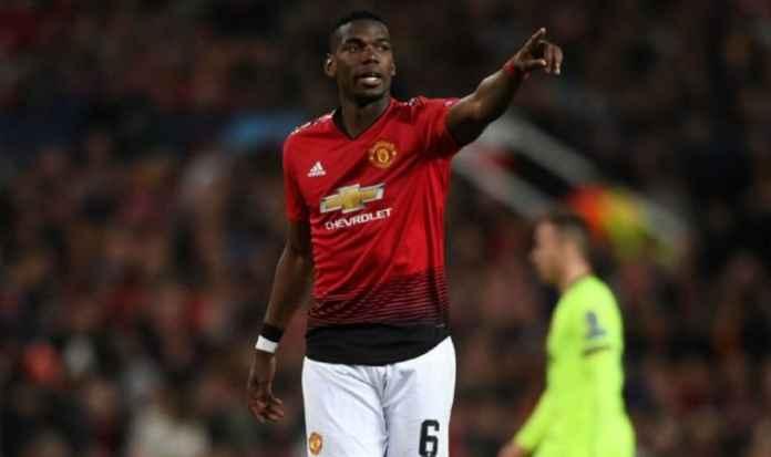 Paul Pogba Tetap Fokus pada Manchester United