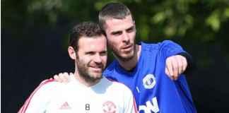 Bintang Manchester United Protes Perlakuan Istimewa pada Pemain Inggris