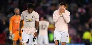 Manchester United Jaga Harapan Finish di Empat Besar