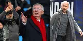 Sir Alex Ferguson Sudah Tahu Siapa Juara Liga Inggris Musim Ini