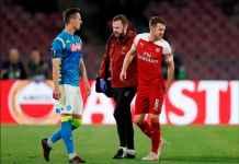 Karir Aaron Ramsey di Arsenal Berakhir Lebih Cepat