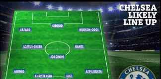 Chelsea Akhirnya Mainkan Olivier Giroud Kontra Slavia Praha