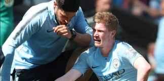 Kevin De Bruyne Berpeluang Bela Manchester City di Final Piala FA