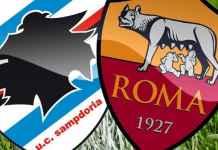 Prediksi Sampdoria vs Roma, Liga Italia 7 April 2019
