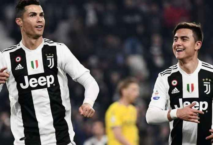 Legenda Juventus Salahkan Cristiano Ronaldo Atas Penampilan Buruk Dybala