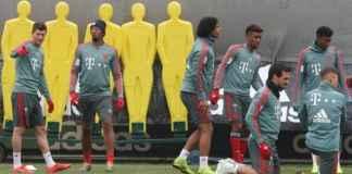 Bayern Munchen Akui Dua Bintangnya Berkelahi dalam Latihan