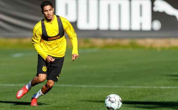 Borussia Dortmund Kehilangan Achraf Hakimi