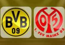 Prediksi Borussia Dortmund vs Mainz, Liga Jerman 13 April 2019