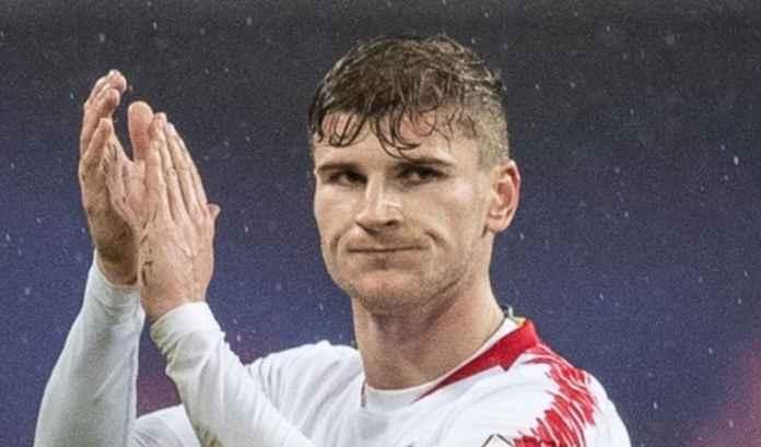 Liverpool Pasang Radar, Timo Werner Ogah Teken Kontrak Baru di Leipzig