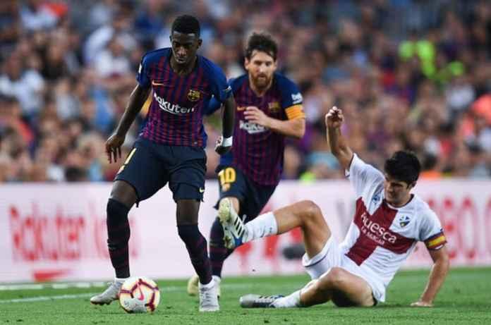 Barcelona Minus Enam Bintang di Laga Kontra Huesca